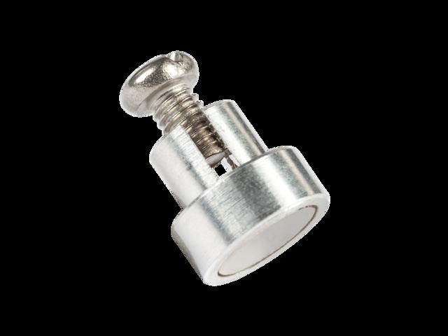 Cube RFR Computer-Eikemagnet sølv